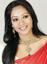 Bangladeshi Model and Actress Moutushi Thumbnail