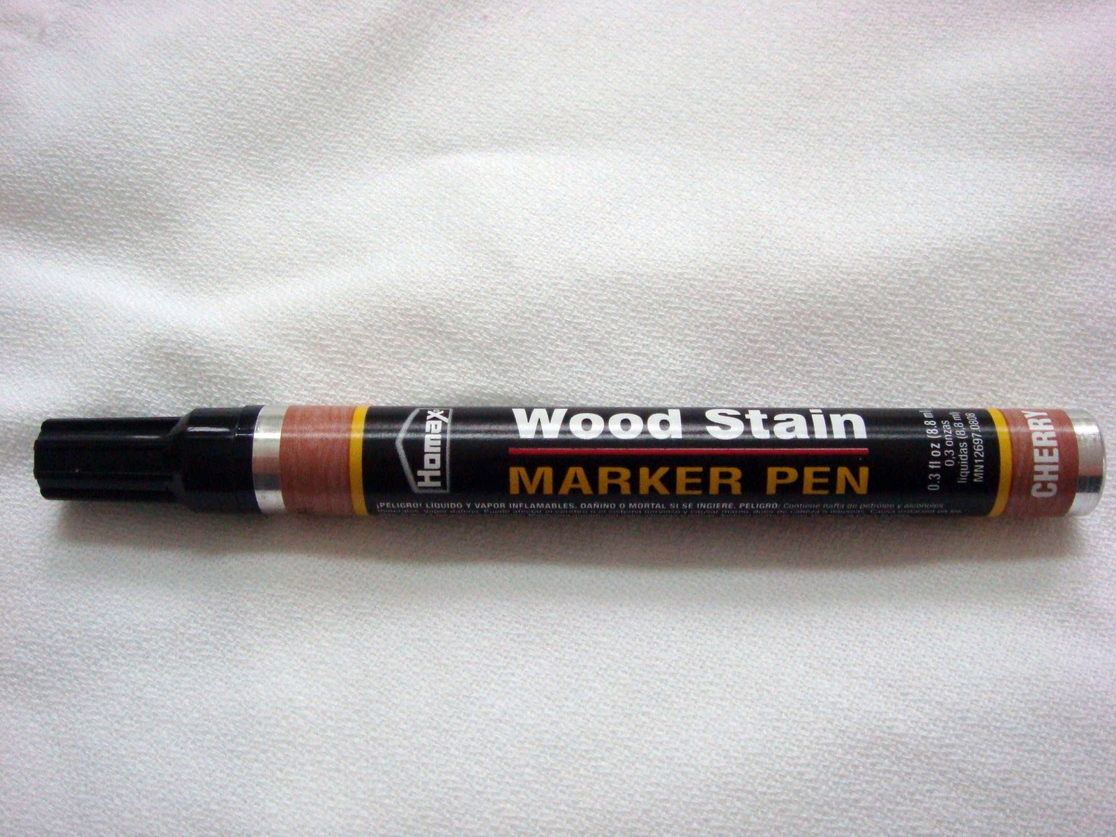 Coloring On Furniture With Markers
