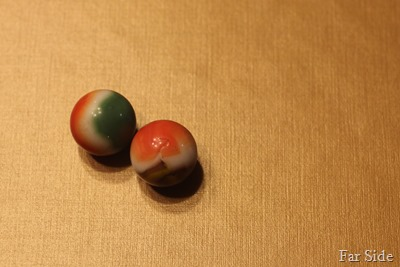 Marbles from the 1950's