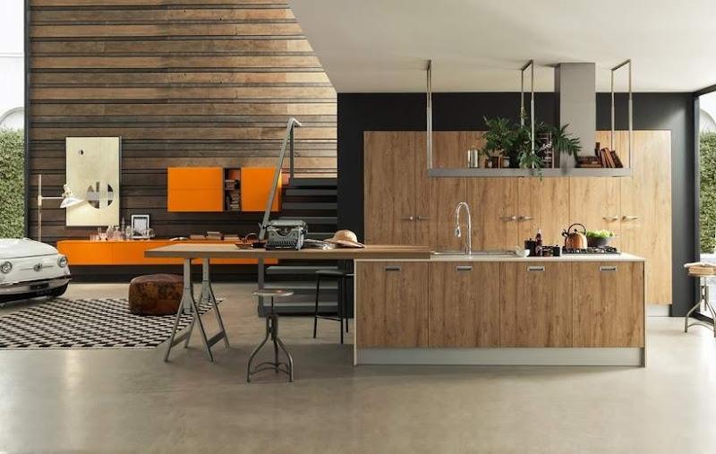 Karmarchitettura - Cucine aperte sul soggiorno ...