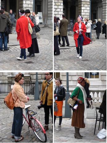 Style Guide Ct London Fashion Week Street Style Turban Head Scarves