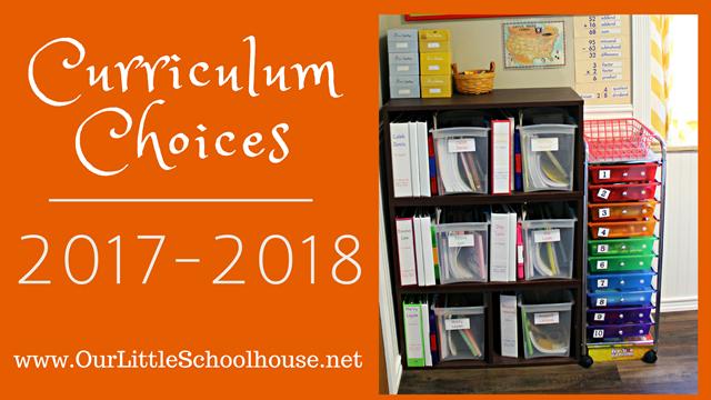 Curriculum Choices - 2017-2018