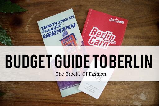 Travel Blog - Budget Guide Berlin