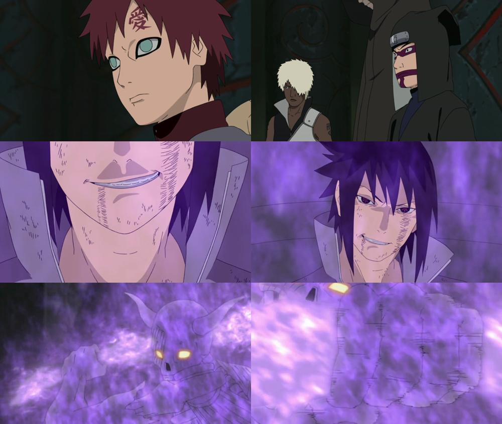 New Anime Capture: Naruto Shippuden - Episode 204 - Power Of