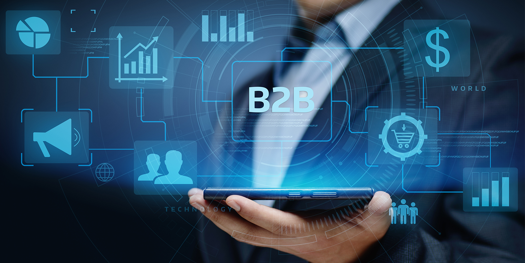 Pautas para marketing de empresas B2B