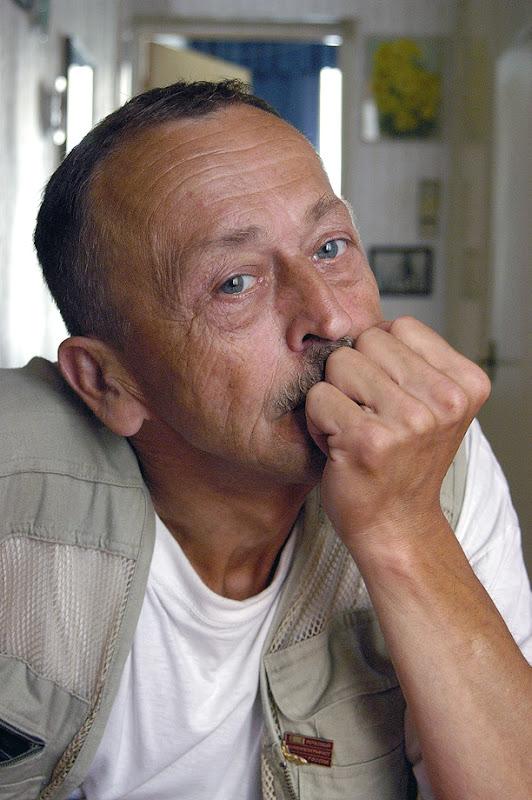 Sergei Kaledin. Russian Cinematographer. St.Petersburg, Russian Federation, 2003