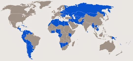 Tercer idioma de una economía emergente