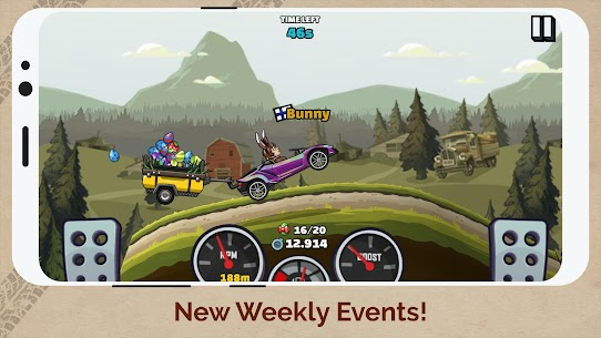 Hill Climb Racing 2 Apk MOD (Unlimited Money) 5