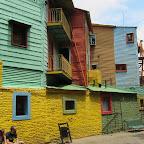 Buenos Aires - Stadtteil La Boca