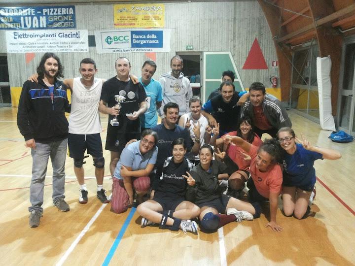 Finale Torneo di Pallavolo 2014