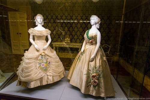 Costume Gallery Pitti Palace