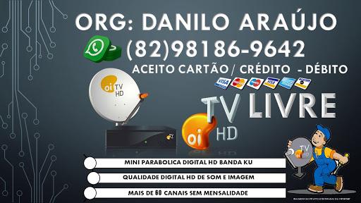 TV LIVRE - Org: Danilo Araújo