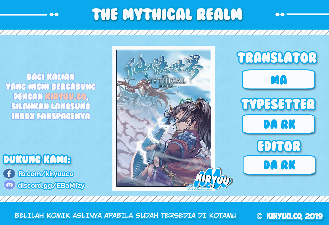 The Mythical Realm Chapter 56