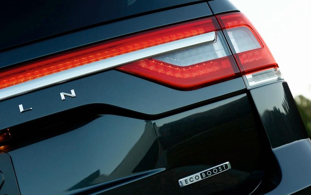 2015 Lincoln Navigator 34
