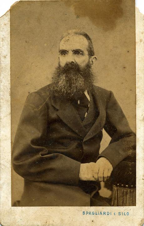 Michele Balsamo Crivelli - scrittore