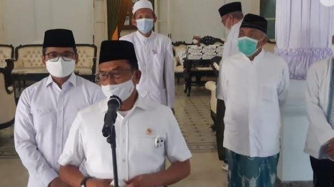 Tepis Punya Agenda Politik, Ini Tujuan Moeldoko Temui Ulama Bangkalan Madura