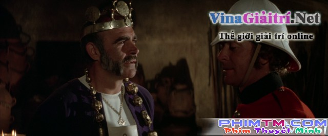 Xem Phim Vua Sứ Mù - The Man Who Would Be King - phimtm.com - Ảnh 2