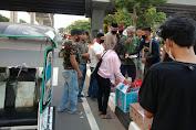 Solidaritas Pemuda dan Mahasiswa Anti Radikalisme Kota Makassar Gelar Aksi dan Berbagi Takjil