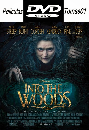 Into The Woods (En El Bosque) (2014) DVDRip