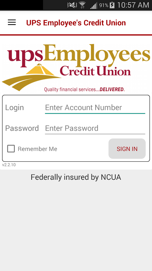 Casino employee credit union