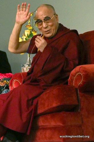Tibetan Audience with HH Dalai Lama/HH Sakya Trizins Teaching in Portland, OR. - 37-cc%2BP5120086%2BB72.JPG