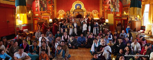 Special audience with HH Sakya Trizin Rinpoche - 04-ccPano.jpg