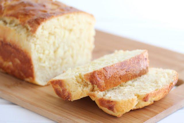 close-up photo of Brioche Bread