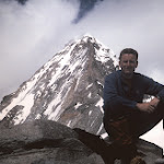 2814 Richard Broadhead and South Ridge of Dent Blanche-Alps 99.JPG
