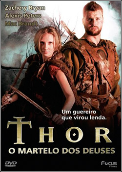 thorrr Thor – O Martelo dos Deuses   DVDrip   Dual Áudio