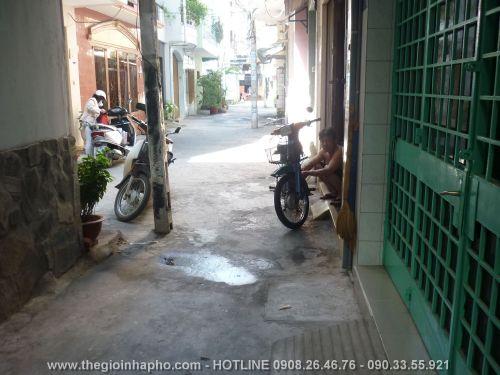 Bán nhà Nguyễn Bặc ,Quận Tân Bình giá 3, 05 tỷ - NT99