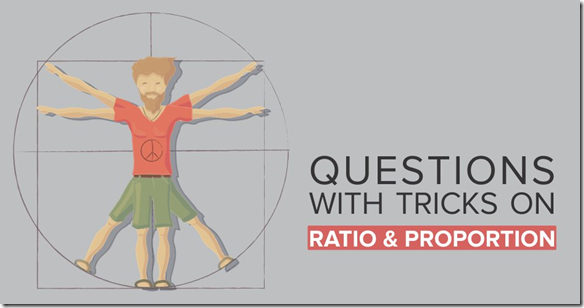 Ratio and Proportion Questions and Answers Quiz 1-5