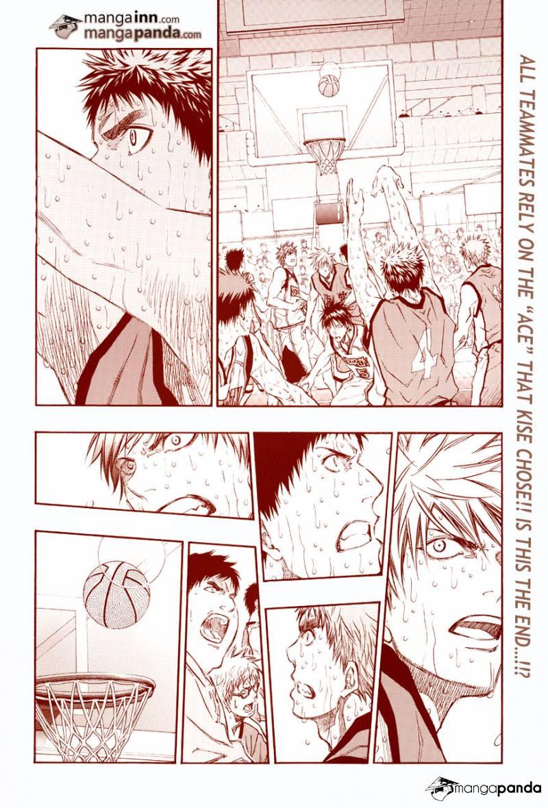Kuroko no Basket Manga Chapter 202 - Image 02
