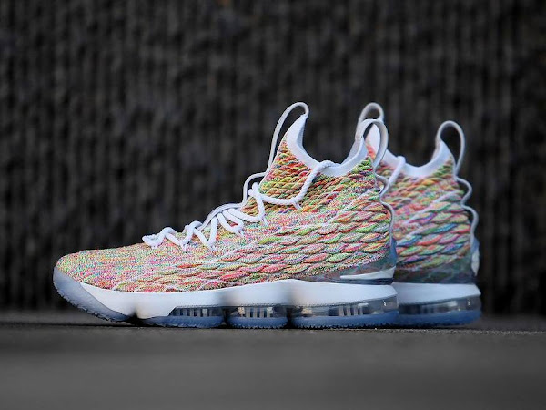 best cheap c59a2 e56fb fruity pebbles   NIKE LEBRON - LeBron James Shoes