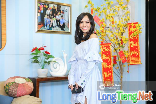 Diện đầm gợi cảm, Sam đụng hàng Hoa hậu Kỳ Duyên, An Nguy - Ảnh 7.