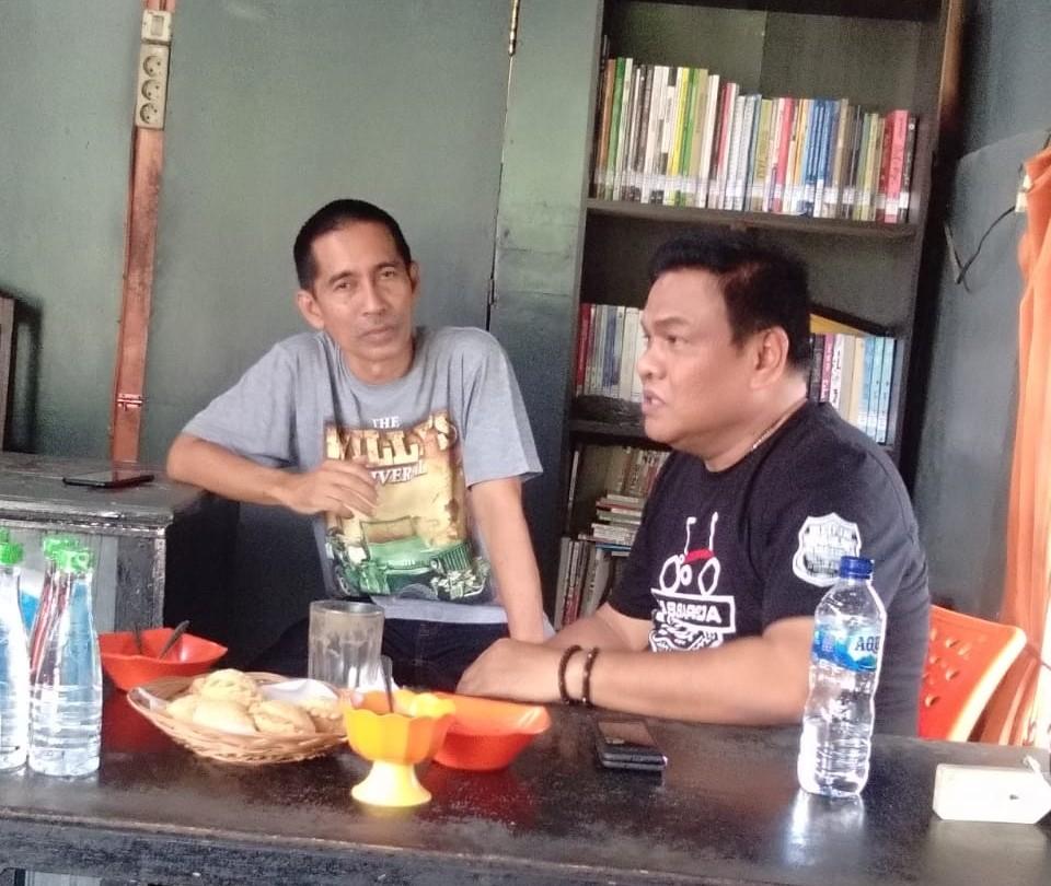 Catatan Pinggir Wartawan Senior Bone Bakhtiar Parenrengi di HJB ke 690, H Andi Fahsar : Kita Ini Sahabat