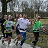 Halve marathon, Drunen, 08-03-2009