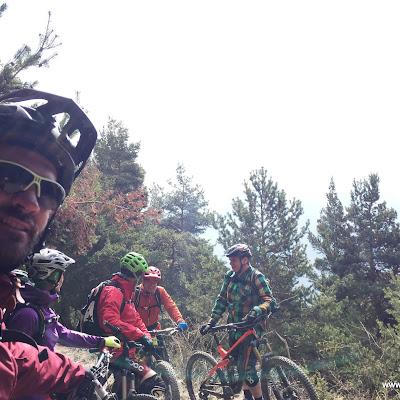 Gang am Style auf dem Propain Trail