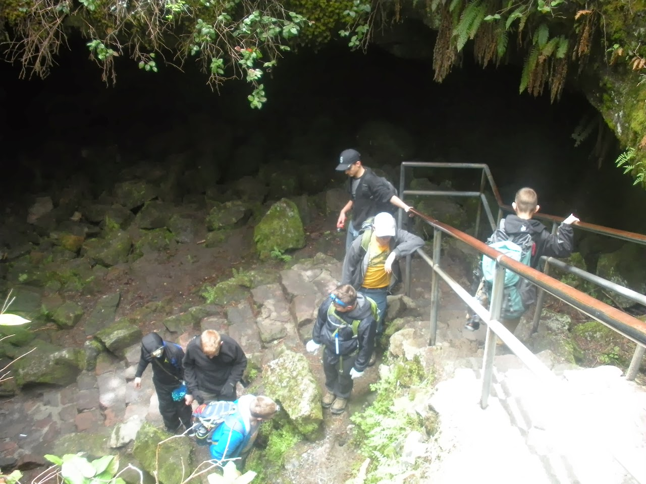 Ape Cave Camp May 2013 - DSCN0269.JPG