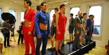 2nd All-New Weekly eNewsletter: the Hottest Trends thru AW14! [men's fashion]