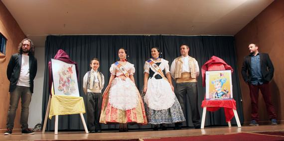 Presentación de Bocetos 2016 de Barrio San Isidro
