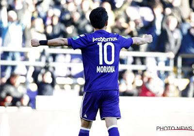 Kubo et Morioka repris dans la sélection du Japon