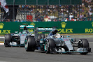 Lewis Hamilton VS Nico Rosberg, Mercedes W06
