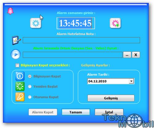 Alarmset v6.0.05 Türkçe Full
