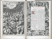 Pentecost as Depicted in the Art of Liturgical Books