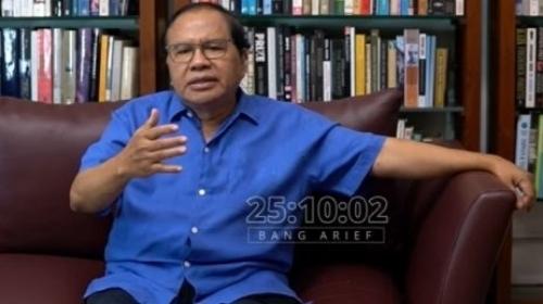 Rizal Ramli: Andai Jadi Presiden, Saya Hapus Omnibus Law, Habib Cs Dilepas