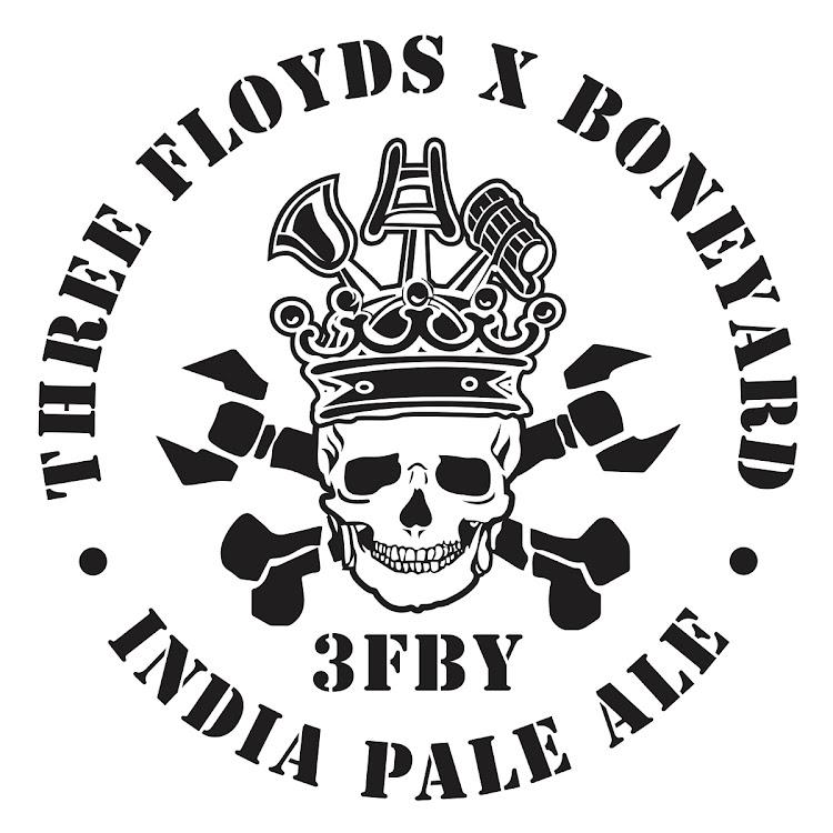 Logo of Boneyard 3FBY IPA