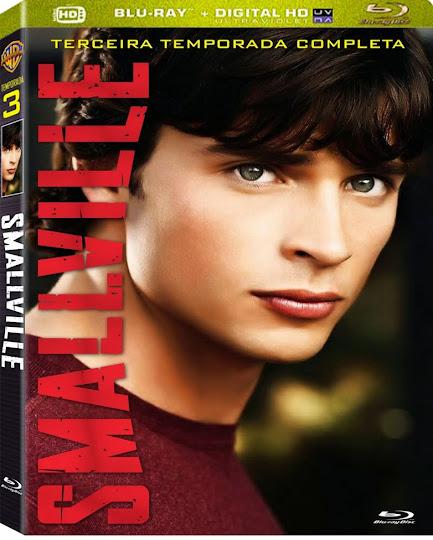 Smallville 3º Temporada (2004) Blu-Ray 720p Download Torrent Dublado