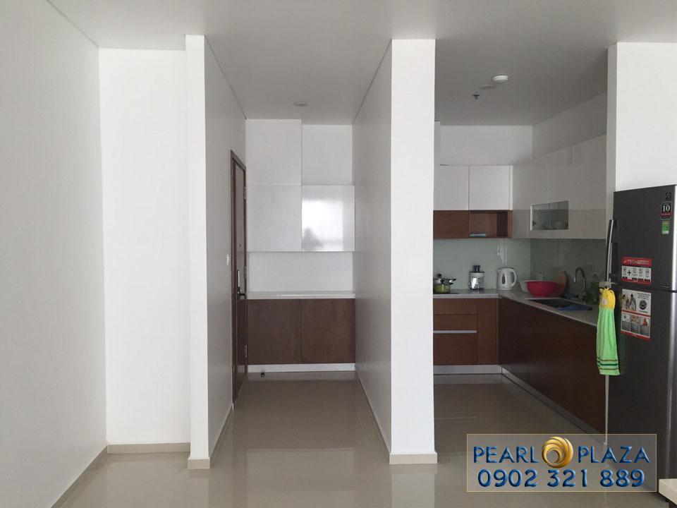 Cho thuê căn hộ Pearl Plaza 2 phòng ngủ 101m2