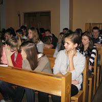 17.11.2013 - Rekolekcje przed bierzmowaniem