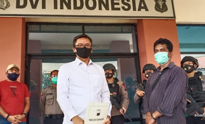 Ditolak Dikampung Asal, Pelaku Penyerangan Wakapolres Karangayar Dimakamkan di Semarang